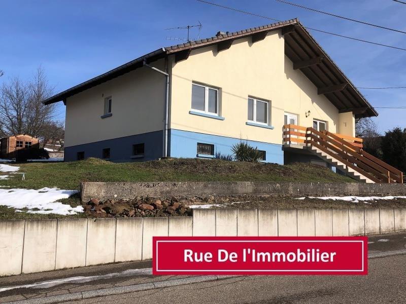 Sale house / villa Goetzenbruck 189000€ - Picture 1