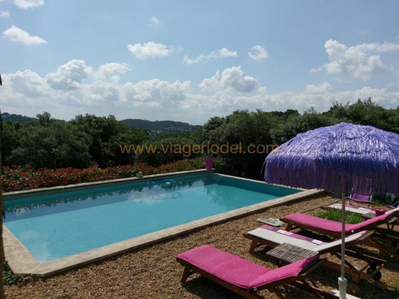 Vendita nell' vitalizio di vita casa Boisset-et-gaujac 110000€ - Fotografia 3