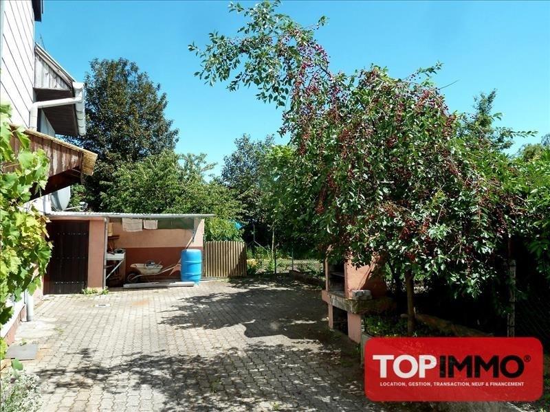 Sale house / villa Vieux thann 89000€ - Picture 1