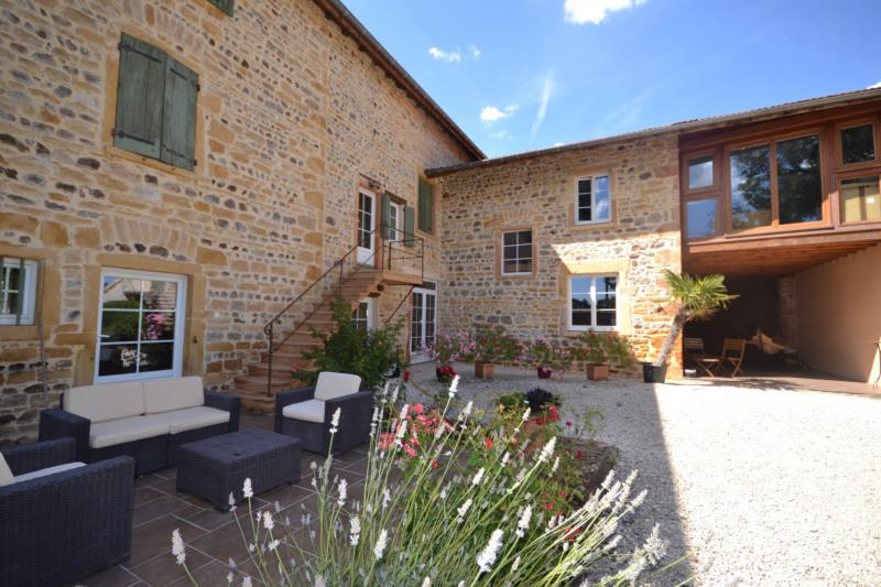 Coeur des pierres dorées, propriété de famille, 350 m² hab, 57