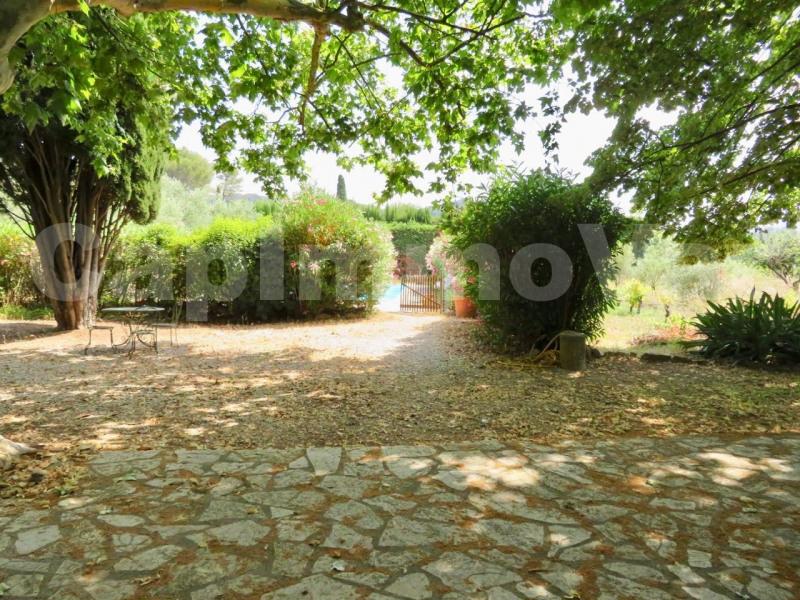 Vente de prestige maison / villa Le castellet 995000€ - Photo 5