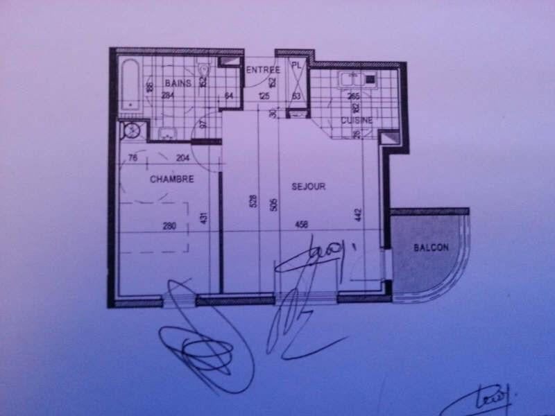 Rental apartment Persan 750€ CC - Picture 2
