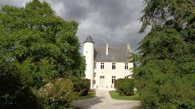 Verkauf von luxusobjekt schloss Isigny sur mer 934500€ - Fotografie 2