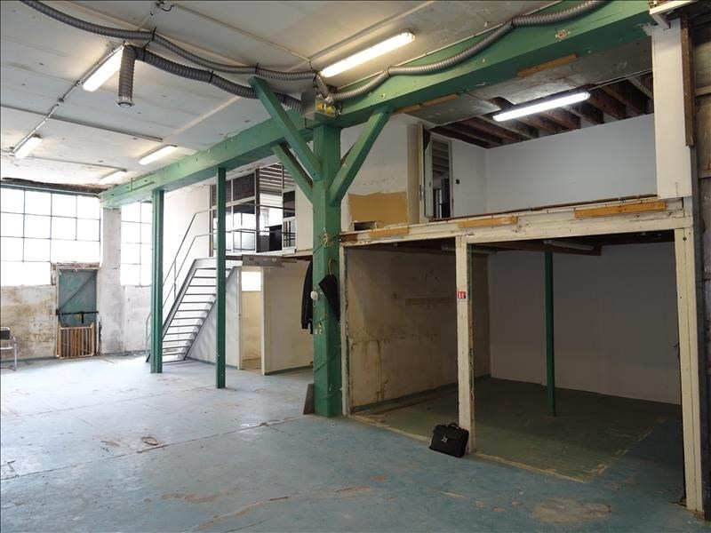 Location local commercial St denis 2000€ HT/HC - Photo 4