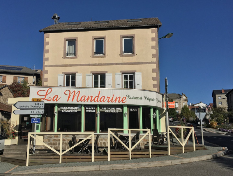 Vente fonds de commerce boutique Le chambon sur lignon 120 000€ - Photo 1