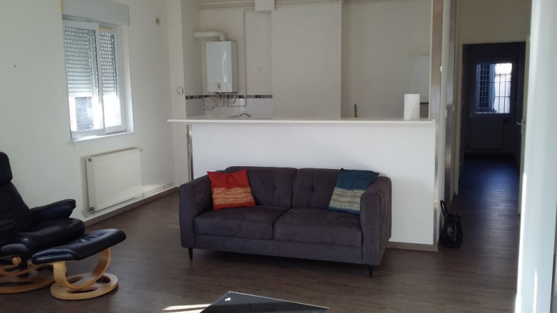 Rental apartment Saint quentin 480€ CC - Picture 7
