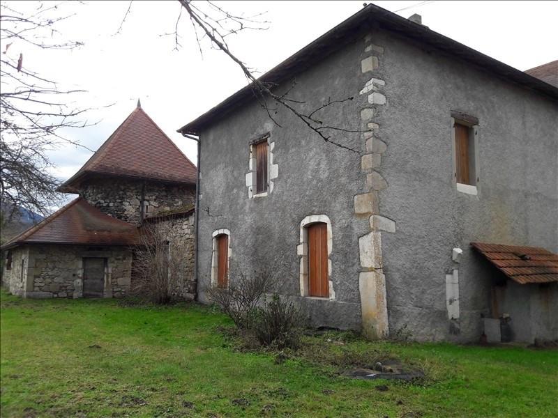 Venta de prestigio  casa Yenne 1365000€ - Fotografía 2