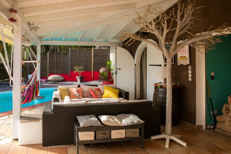 Deluxe sale house / villa Les trois ilets 627000€ - Picture 2