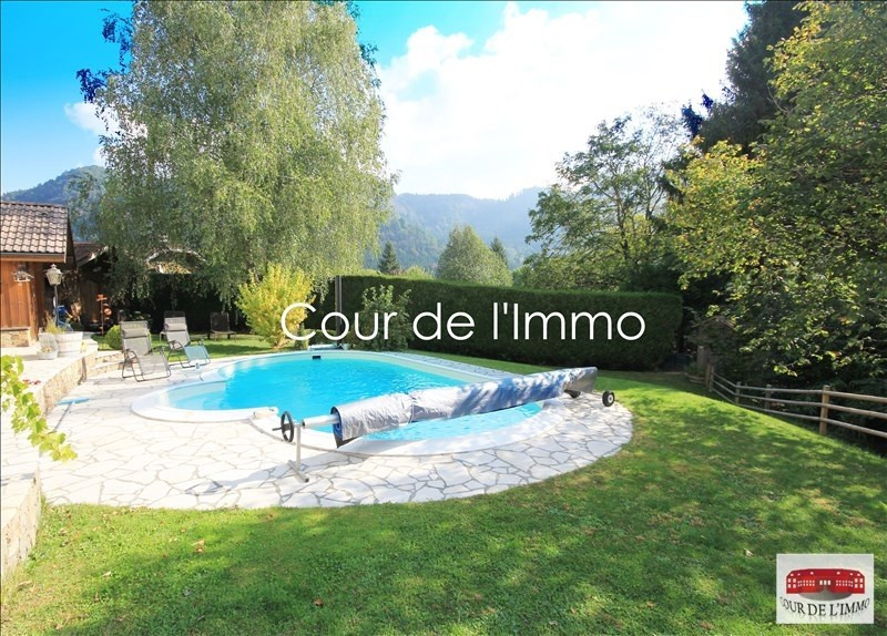 Vente de prestige maison / villa Fillinges 580000€ - Photo 8