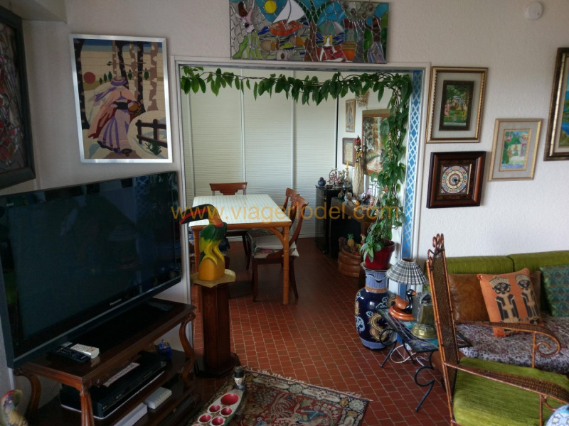 Life annuity apartment Montpellier 35 000€ - Picture 4