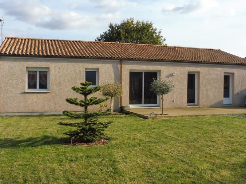 Vente maison / villa Le pin en mauges 163500€ - Photo 1