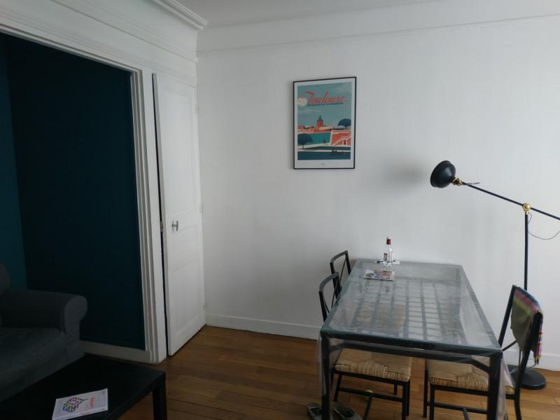 Rental apartment Paris 18ème 1225€ CC - Picture 3