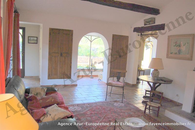 Deluxe sale house / villa Le canton de fayence 875000€ - Picture 22