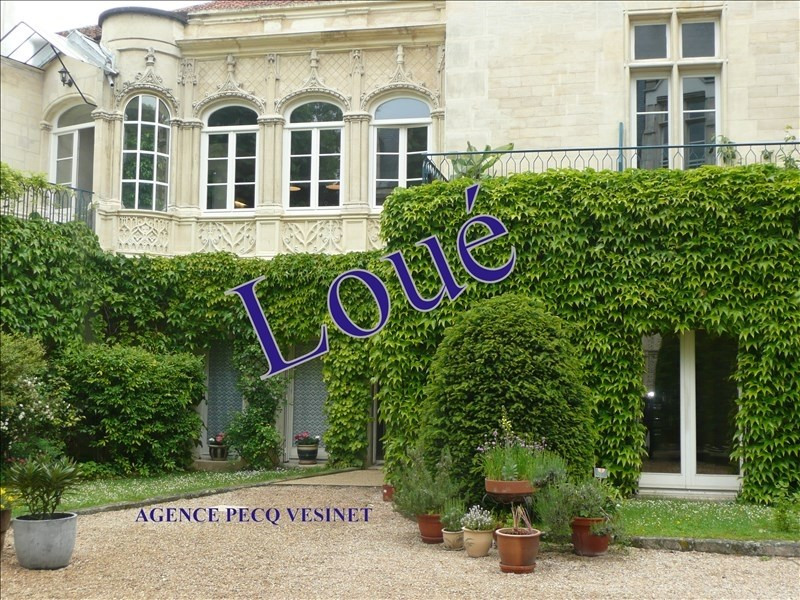 Location appartement Le pecq 3 650€ CC - Photo 1