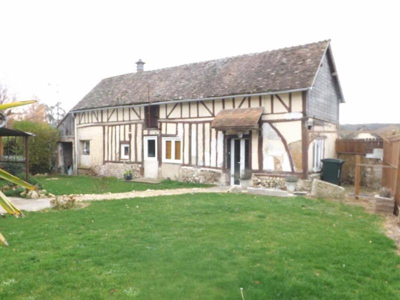 Vente maison / villa Acquigny 136000€ - Photo 9