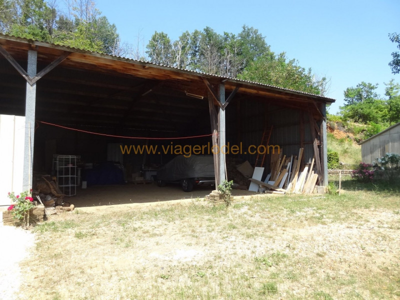 Lijfrente  huis Besseges 267500€ - Foto 23