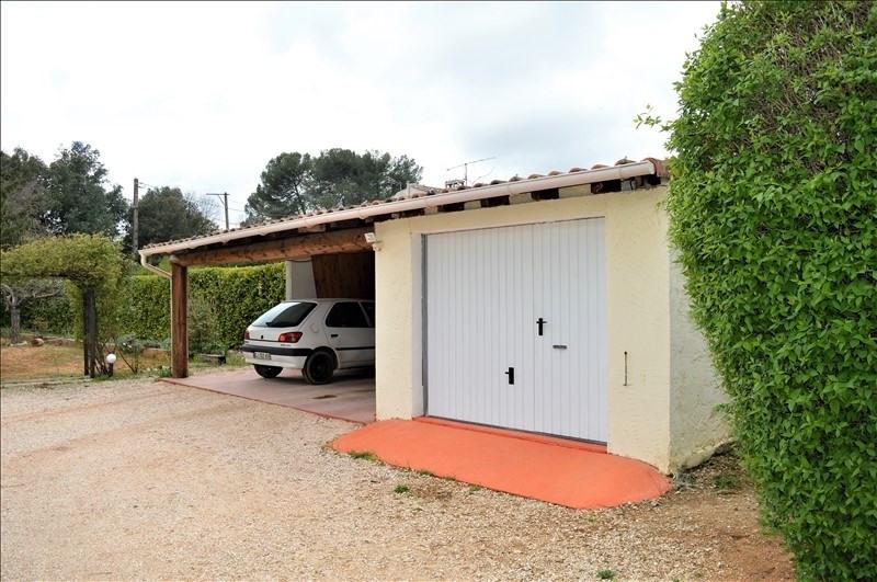Vente maison / villa St maximin la ste baume 414000€ - Photo 7