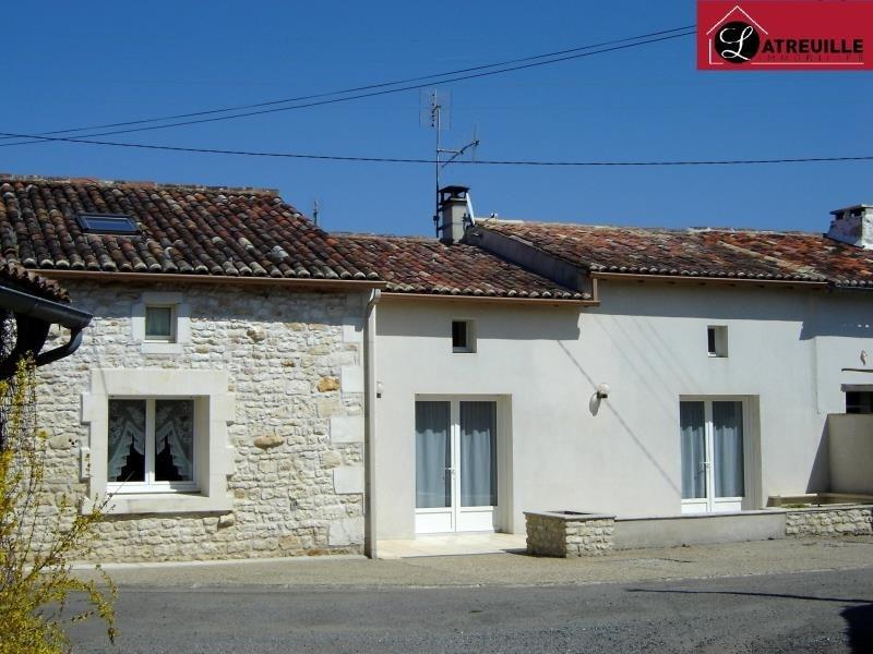 Location maison / villa Gemozac 650€ CC - Photo 1