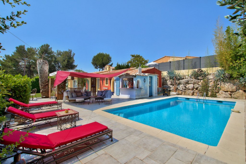 Deluxe sale house / villa Saint laurent du var 650 000€ - Picture 1