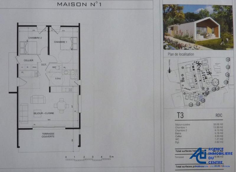 Vente maison / villa Pontivy 194900€ - Photo 2