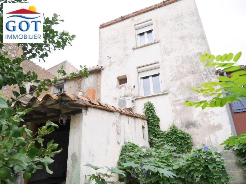 Revenda casa Torreilles 131500€ - Fotografia 1