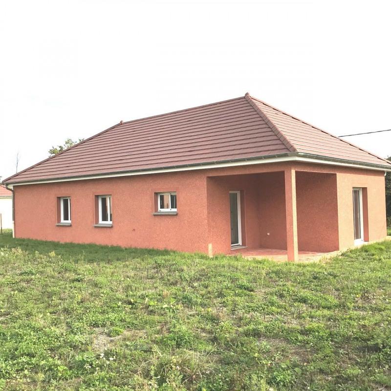 Vente maison / villa Cuisery 5 minutes 173000€ - Photo 1