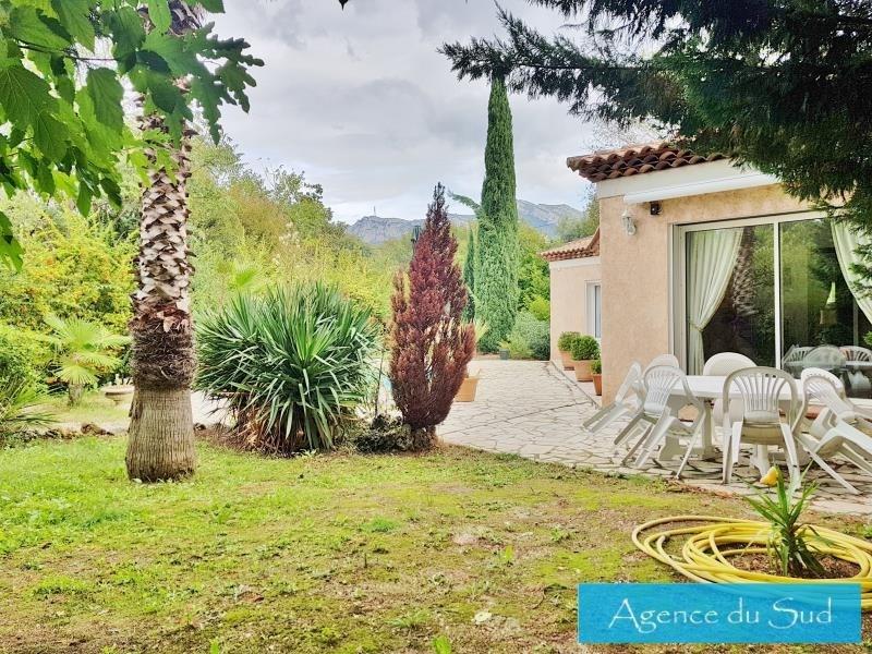 Vente maison / villa Aubagne 509000€ - Photo 9