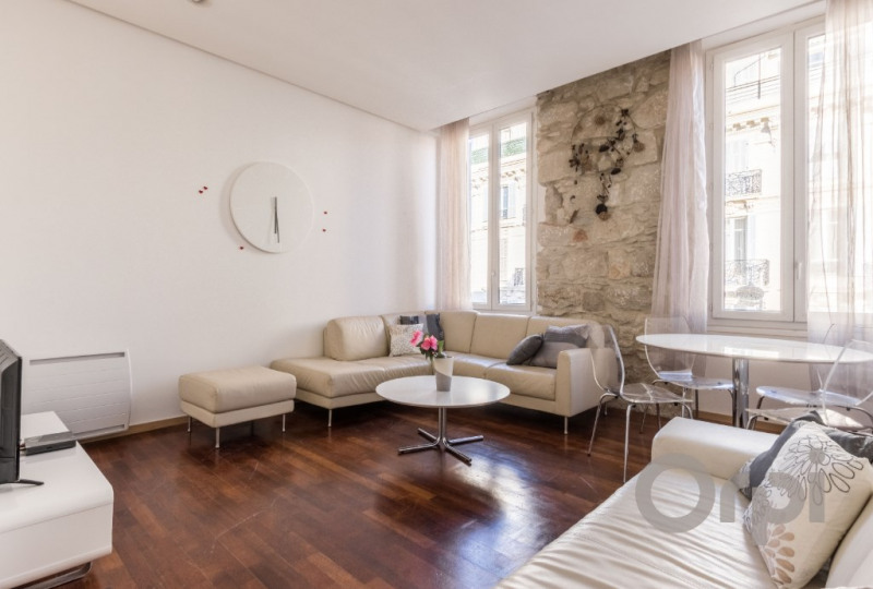 Sale apartment Nice 375000€ - Picture 1