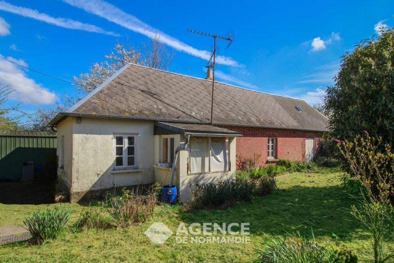 Vente maison / villa Montreuil-l'argillé 49000€ - Photo 1