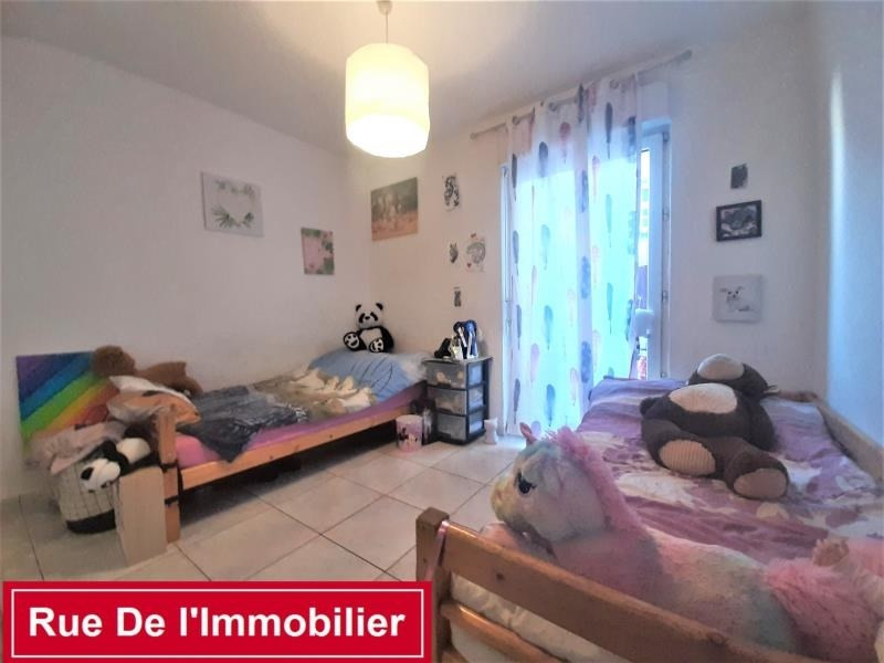 Vente appartement Gries 133800€ - Photo 5