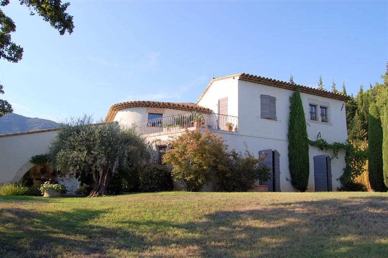 Revenda residencial de prestígio casa Seillans 2300000€ - Fotografia 13