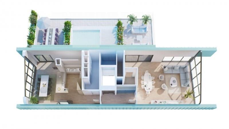 Deluxe sale apartment Agen 675000€ - Picture 4