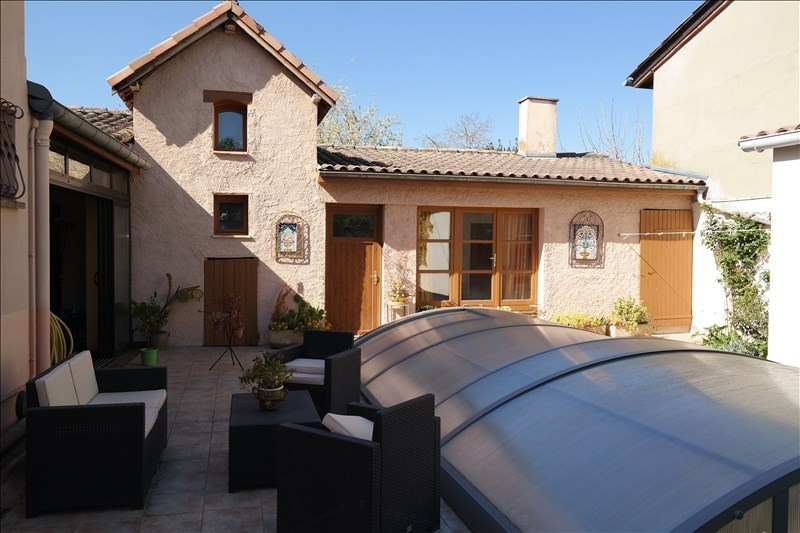 Vente maison / villa Grisolles 296 800€ - Photo 2