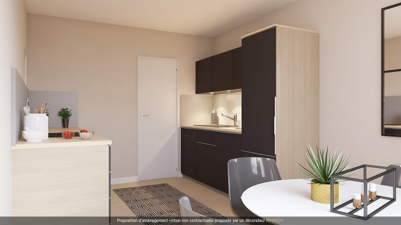 Vente appartement Bourgoin-jallieu 99 000€ - Photo 4