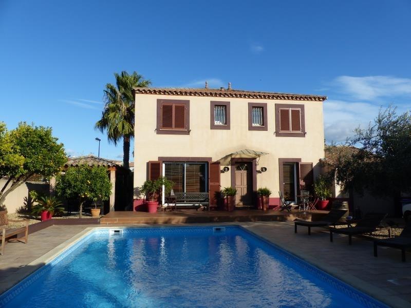 Sale house / villa Boujan sur libron 365000€ - Picture 1