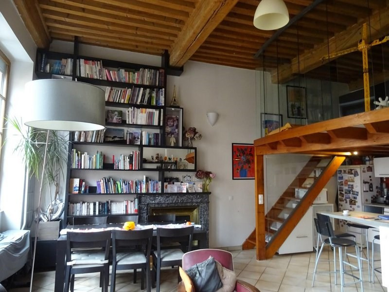 Sale apartment Lyon 4ème 439 000€ - Picture 3