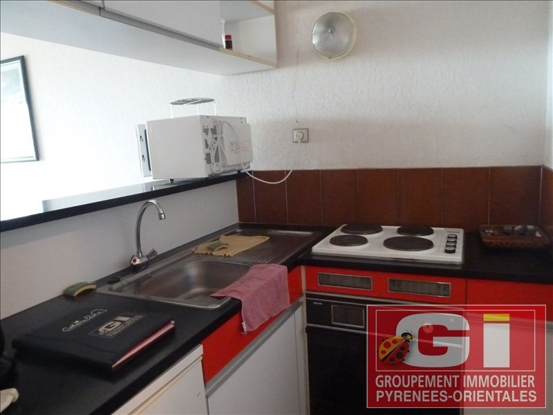 Sale apartment Canet plage 125 000€ - Picture 5