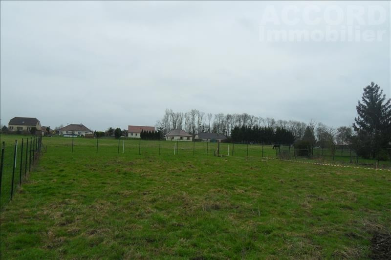Vente terrain Courteranges 37 000€ - Photo 1