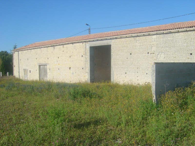 Vente maison / villa Aigre 60000€ - Photo 2