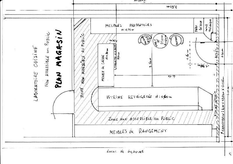 Commercial property sale shop Montauban 64980€ - Picture 8