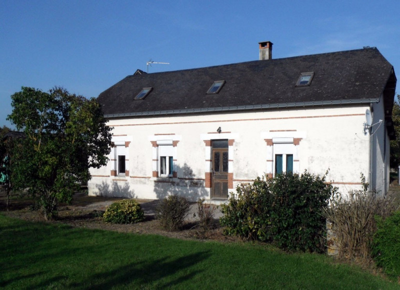 Vente maison / villa Arquenay 138600€ - Photo 1