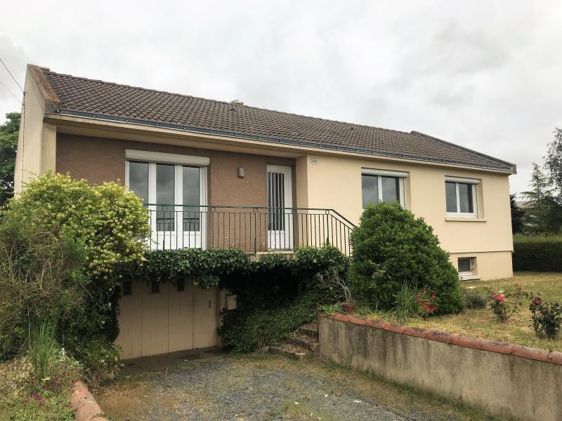 Sale house / villa Le fief sauvin 127600€ - Picture 1