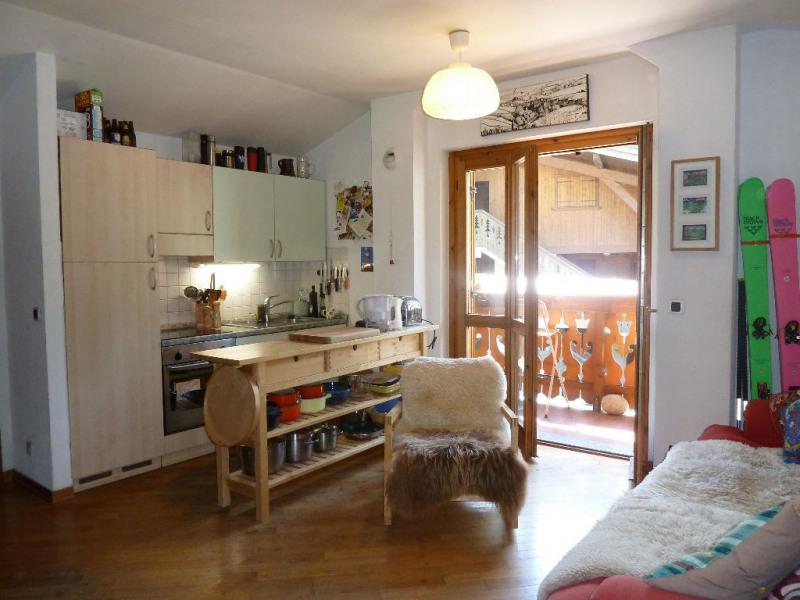Sale apartment Les houches 290000€ - Picture 2