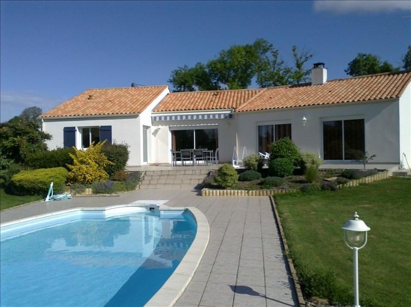 Sale house / villa Jard sur mer 399000€ - Picture 1