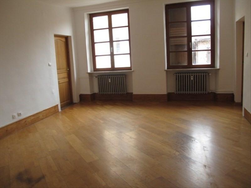 Vermietung wohnung Lauterbourg 730€ CC - Fotografie 2