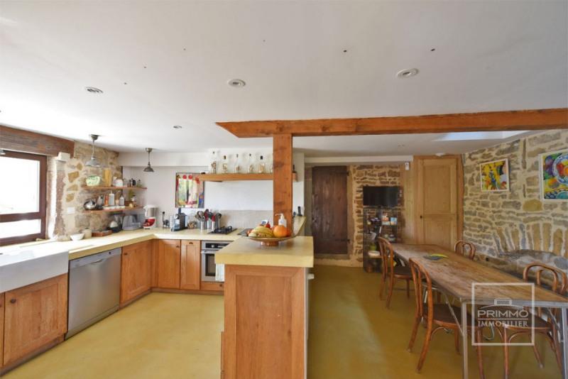 Vente de prestige maison / villa Saint cyr au mont d'or 1280000€ - Photo 3