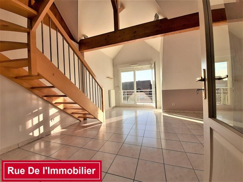 Sale apartment Hoerdt 284500€ - Picture 2