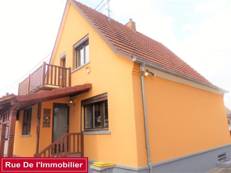 Vente maison / villa Haguenau 270000€ - Photo 2