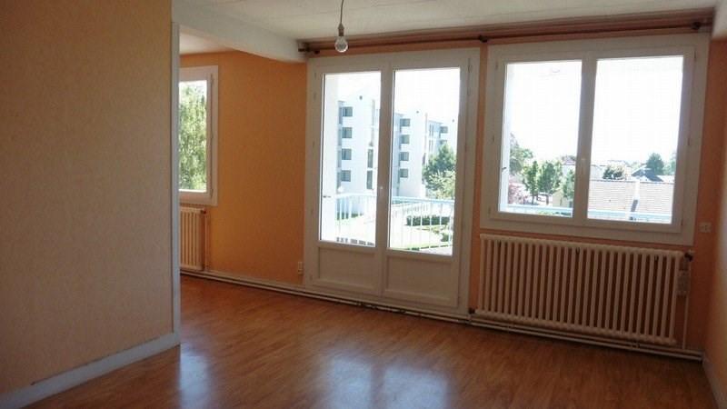 Verkoop  appartement Coutances 78000€ - Foto 4