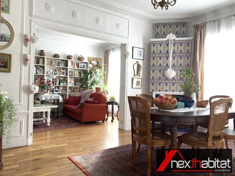 Vente maison / villa Les pavillons sous bois 429000€ - Photo 3